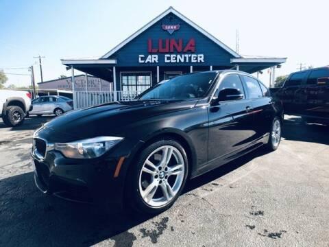 2013 BMW 3 Series for sale at LUNA CAR CENTER in San Antonio TX