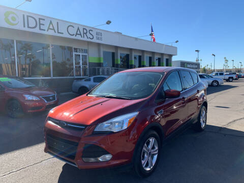 2014 Ford Escape for sale at Ideal Cars in Mesa AZ