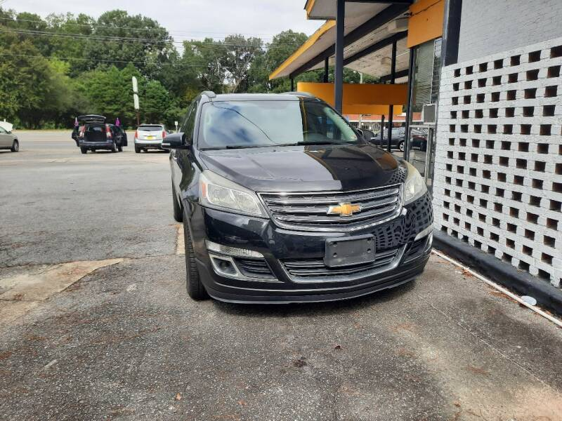 2015 Chevrolet Traverse for sale at PIRATE AUTO SALES in Greenville NC