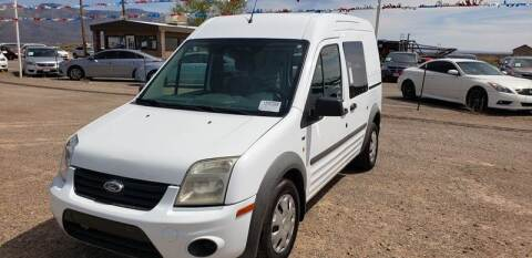 2010 Ford Transit Connect for sale at Bickham Used Cars in Alamogordo NM