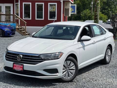 2019 Volkswagen Jetta for sale at A&M Auto Sales in Edgewood MD