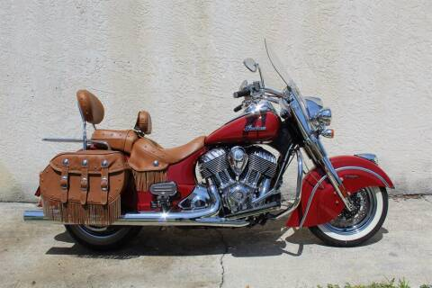 2015 Indian Chief