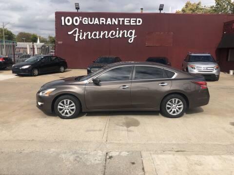 2014 Nissan Altima for sale at MTA Auto in Detroit MI