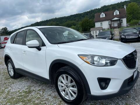 2013 Mazda CX-5 for sale at Ron Motor Inc. in Wantage NJ