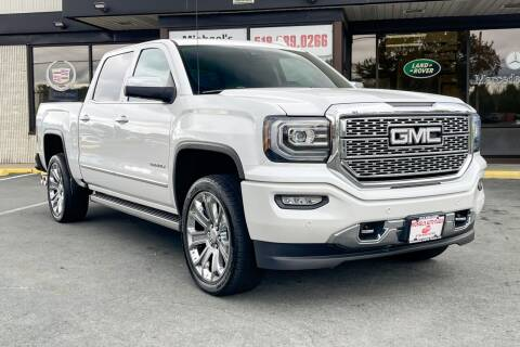 2017 GMC Sierra 1500 for sale at Michaels Auto Plaza in East Greenbush NY