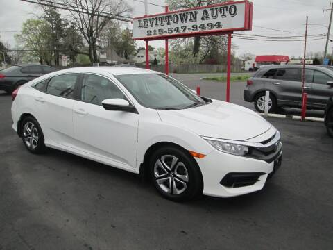 2018 Honda Civic for sale at Levittown Auto in Levittown PA