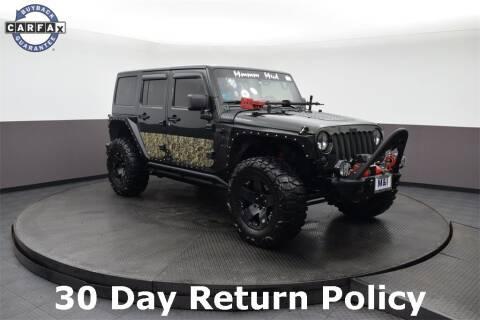 2011 Jeep Wrangler Unlimited for sale at M & I Imports in Highland Park IL