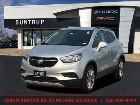 2019 Buick Encore for sale at SUNTRUP BUICK GMC in Saint Peters MO