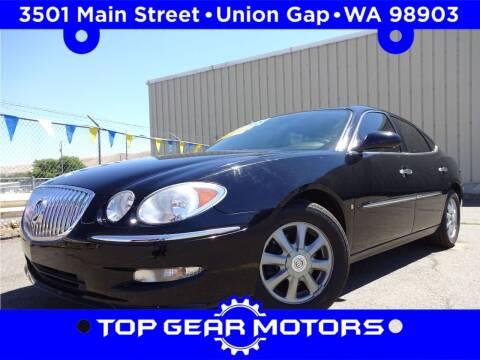 2008 Buick LaCrosse for sale at Top Gear Motors in Union Gap WA