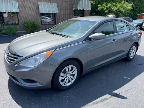 2012 Hyundai Sonata for sale at Depot Auto Sales Inc in Palmer MA