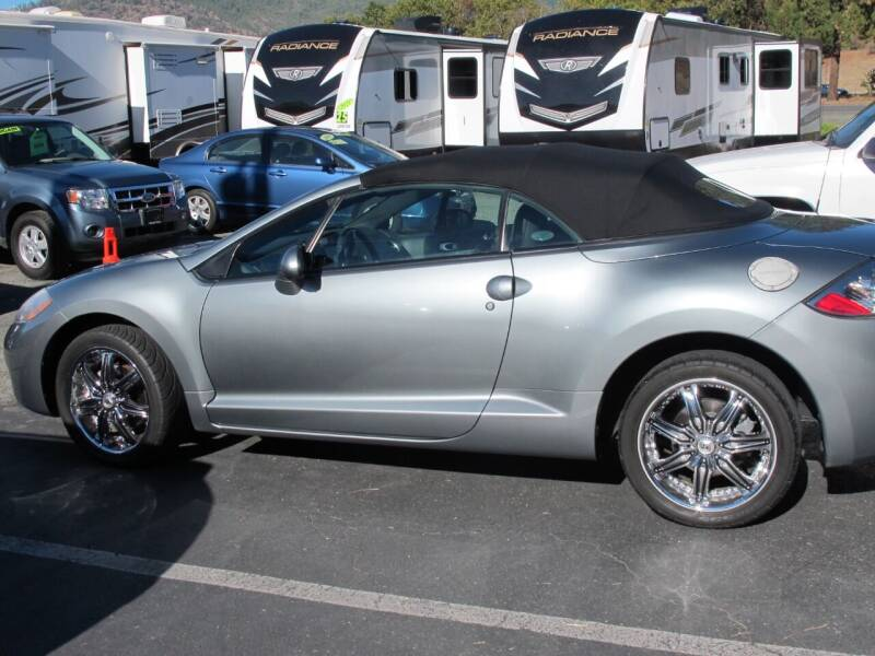 2007 Mitsubishi Eclipse Spyder for sale at Oregon RV Outlet LLC - Other in Grants Pass OR