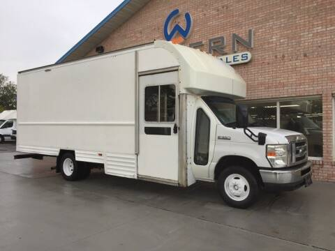 2008 Ford LP Delivery Van for sale at Western Specialty Vehicle Sales in Braidwood IL