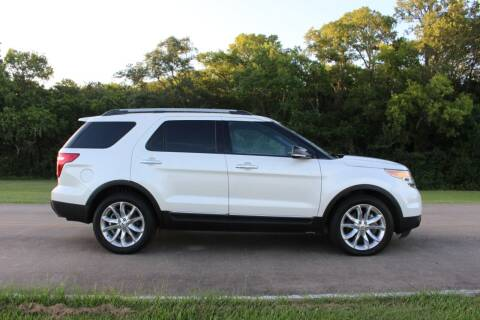 2013 Ford Explorer for sale at Clear Lake Auto World in League City TX