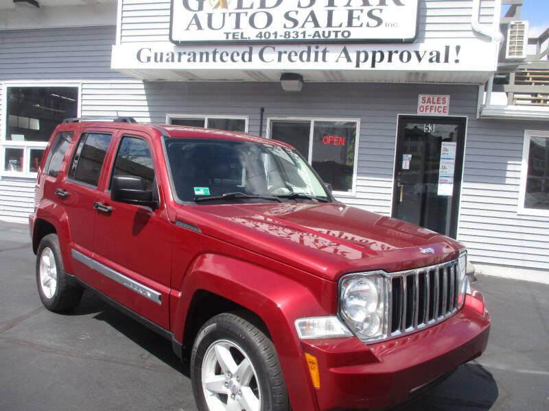 2012 Jeep Liberty for sale at Gold Star Auto Sales in Johnston RI