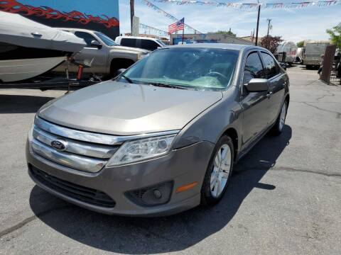 2012 Ford Fusion for sale at DPM Motorcars in Albuquerque NM