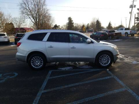 2010 Buick Enclave for sale at Pierce Automotive, Inc. in Antwerp OH