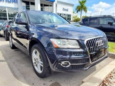 2014 Audi Q5 for sale at DORAL HYUNDAI in Doral FL