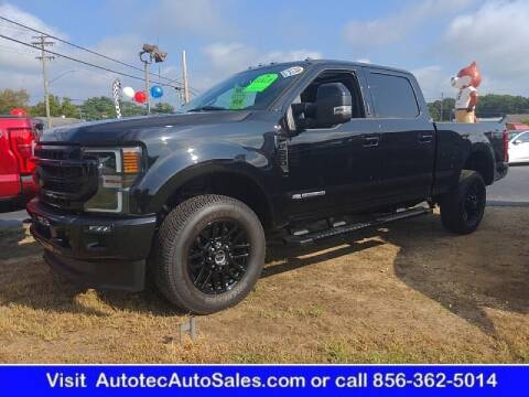 2021 Ford F-250 Super Duty for sale at Autotec Auto Sales in Vineland NJ