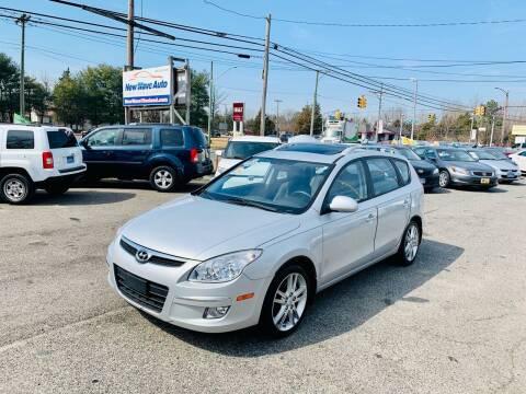 2011 Hyundai Elantra Touring for sale at New Wave Auto of Vineland in Vineland NJ