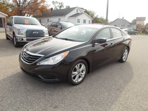 2011 Hyundai Sonata for sale at Jenison Auto Sales in Jenison MI