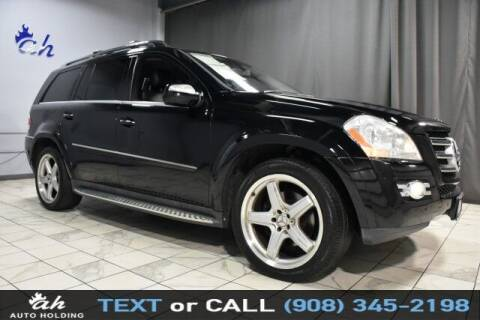 2009 Mercedes-Benz GL-Class for sale at AUTO HOLDING in Hillside NJ