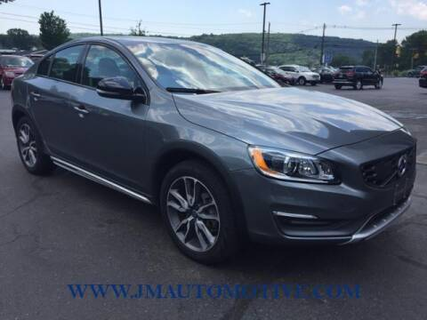 2016 Volvo S60 Cross Country for sale at J & M Automotive in Naugatuck CT