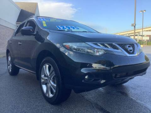 2011 Nissan Murano for sale at Active Auto Sales Inc in Philadelphia PA