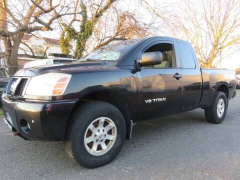 2005 Nissan Titan for sale at US Auto in Pennsauken NJ