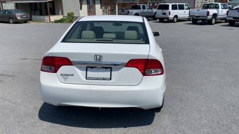 2009 Honda Civic for sale at King Motors featuring Chris Ridenour in Martinsburg WV