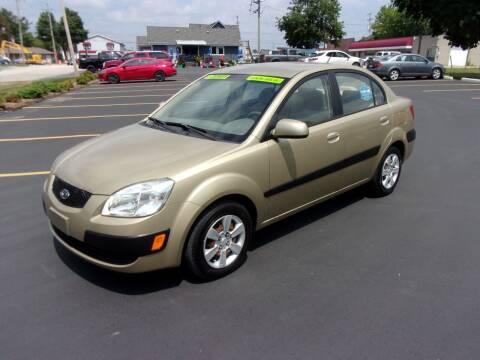 2006 Kia Rio for sale at Ideal Auto Sales, Inc. in Waukesha WI