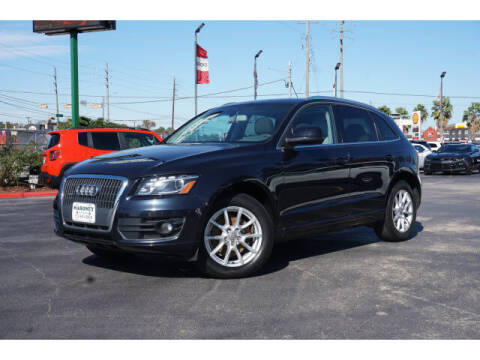 2012 Audi Q5 for sale at Maroney Auto Sales in Humble TX