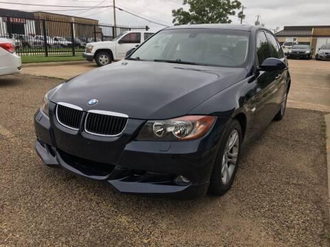 2008 BMW 3 Series for sale at TETCO AUTO SALES  / TETCO FUNDING in Dallas TX
