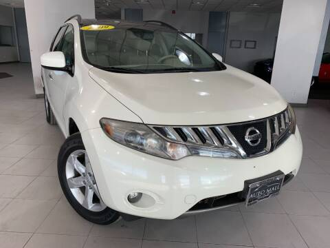 2009 Nissan Murano for sale at Auto Mall of Springfield in Springfield IL