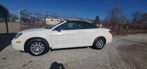 2010 Chrysler Sebring for sale at MIKE'S CYCLE & AUTO in Connersville IN
