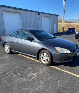 2007 Honda Accord for sale at Ace Motors in Saint Charles MO