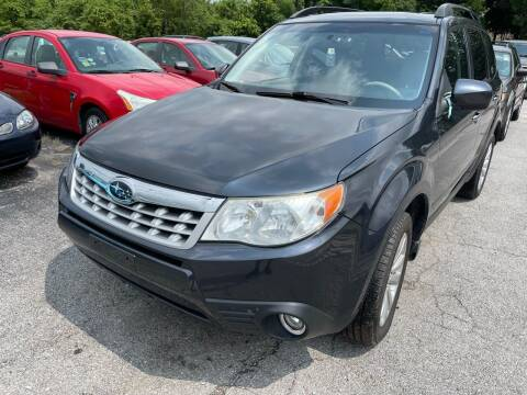 2011 Subaru Forester for sale at Best Buy Auto Sales in Murphysboro IL