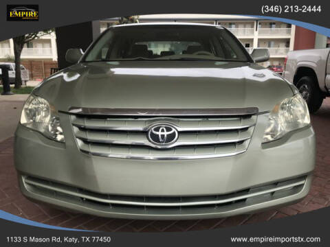 2006 Toyota Avalon for sale at EMPIREIMPORTSTX.COM in Katy TX