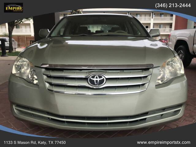 2006 Toyota Avalon for sale at EMPIREIMPORTSTX.COM in Katy TX