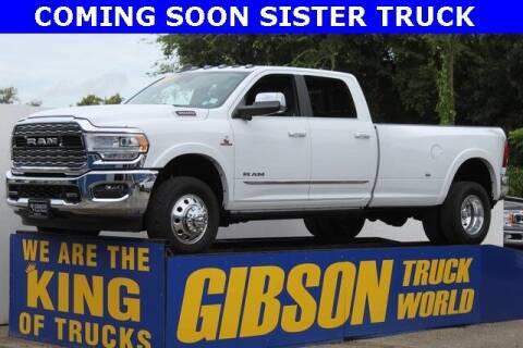 2021 RAM Ram Pickup 3500 for sale at Gibson Truck World in Sanford FL