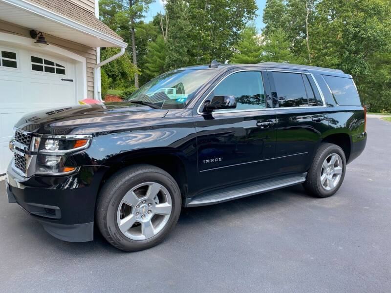 2017 Chevrolet Tahoe for sale at Innovative Auto Sales in North Hampton NH