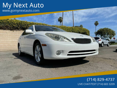 2005 Lexus ES 330 for sale at My Next Auto in Anaheim CA