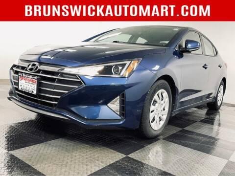 2019 Hyundai Elantra for sale at Brunswick Auto Mart in Brunswick OH