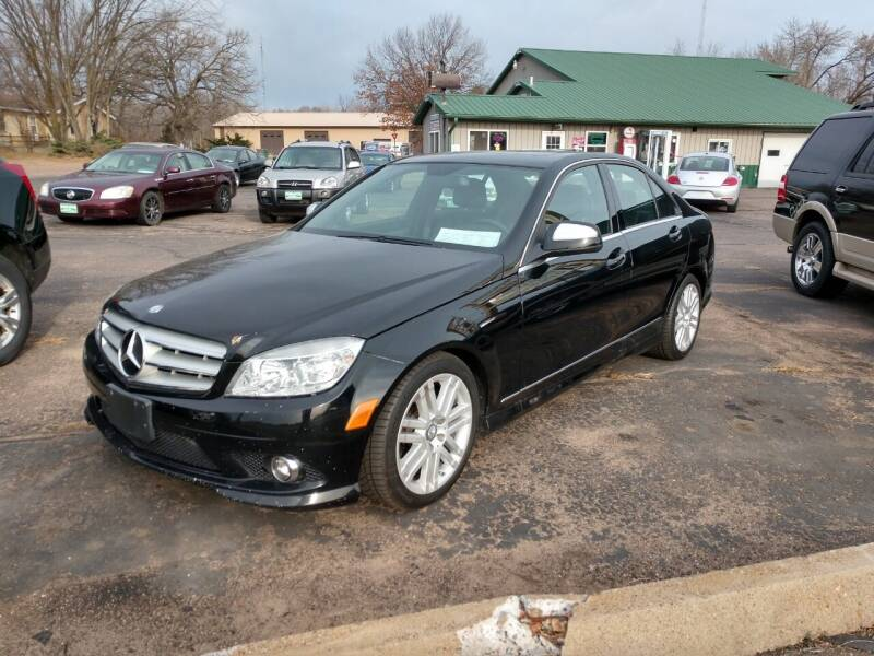 2009 Mercedes-Benz C-Class for sale at Paulson Auto Sales in Chippewa Falls WI