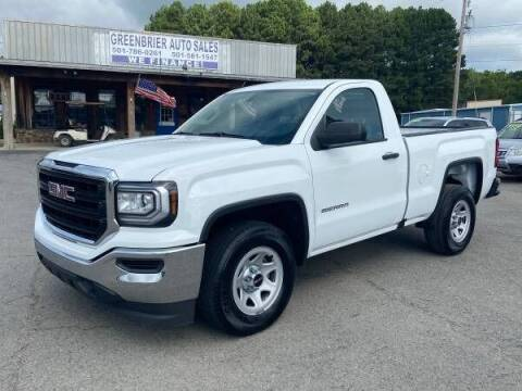 2017 GMC Sierra 1500 for sale at Greenbrier Auto Sales in Greenbrier AR