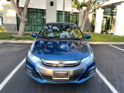 2012 Honda Insight for sale at Hi5 Auto in Fremont CA