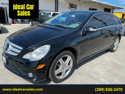 2008 Mercedes-Benz R-Class for sale at Ideal Car Sales in Los Banos CA