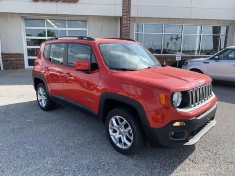 2016 Jeep Renegade for sale at Head Motor Company - Head Indian Motorcycle in Columbia MO