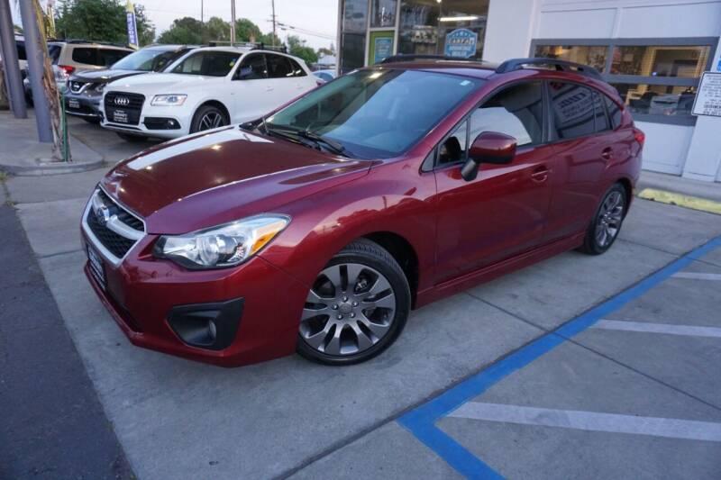 2014 Subaru Impreza for sale at Industry Motors in Sacramento CA