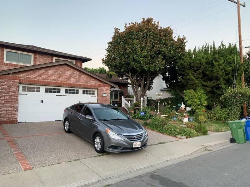 2014 Hyundai Sonata for sale at Blue Eagle Motors in Fremont CA