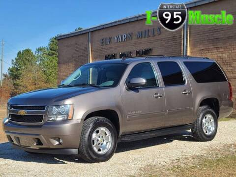 2012 Chevrolet Suburban for sale at I-95 Muscle in Hope Mills NC